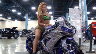 Supercars & Hot Girls Hottest car show in Miami Best of Dub Show Miami