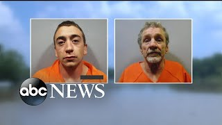 One escaped inmate back in jail, two remain on the loose - ABCNEWS