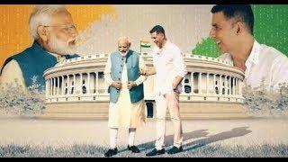 PM Narendra Modi's exclusive interview with versatile actor Akshay Kumar at 9 AM - ZEENEWS