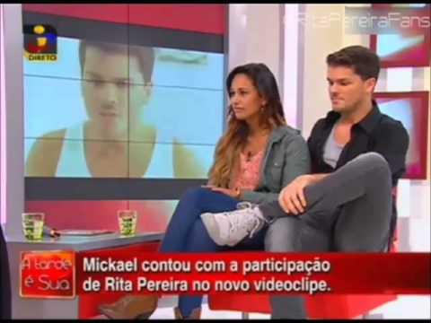 Rita Pereira faz uma