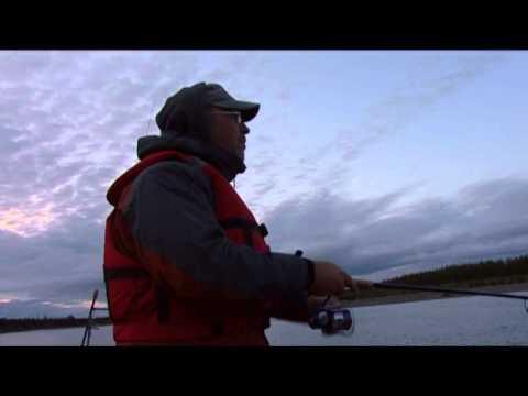 рыбалка бери  реке куранах