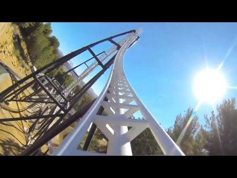 Full Throttle - Six Flags Magic Mountain | OnRide POV (Official)