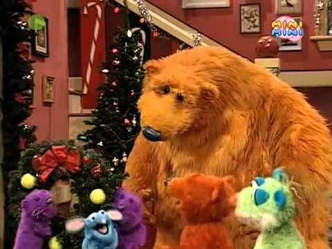 Niedźwiedź w dużym niebieskim domu - odc.90 Misiowe Święta cz.1