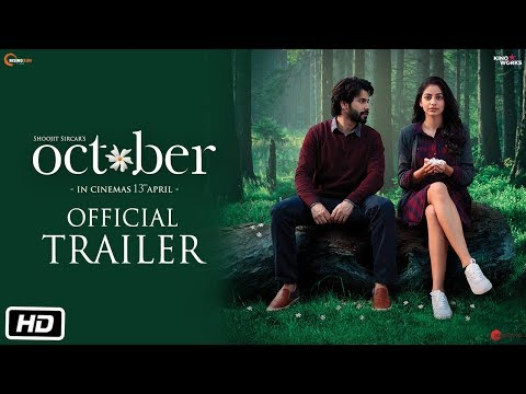 <p><span>Shoojit Sircar is all set to take us on a beautiful journey of love, life and relationships. Presenting the official trailer of October, a unique story about love that goes beyond the normal love stories.</span></p>