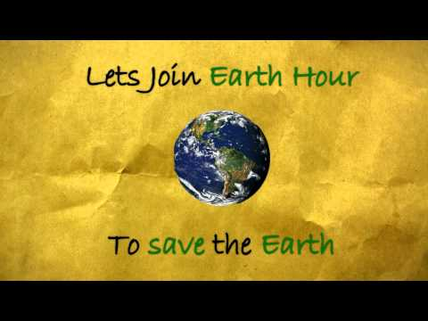 UTAR Earth Hour 2013 Promotional Video