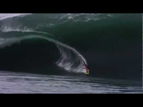 Biggest Teahupoo Ever Shot on the PHANTOM CAMERA. Original 720p video