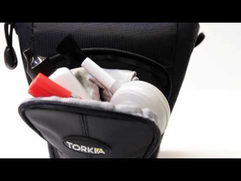 Torkia TD-4900 DSLR Camera Case - Ideal for Canon Rebel & Nikon D Series Cameras