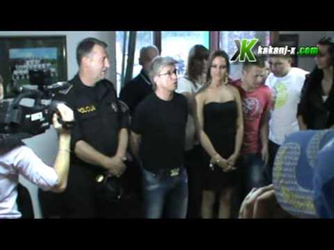 Kakanj-X TV: Koncert Amara Jašarspahića GILETA u Kaknju 1.dio