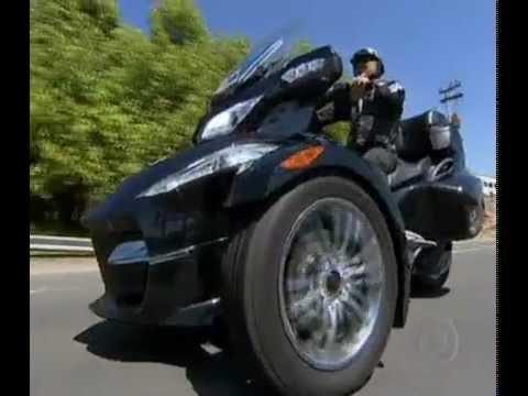 Auto Esporte - Diferenças entre os triciclos