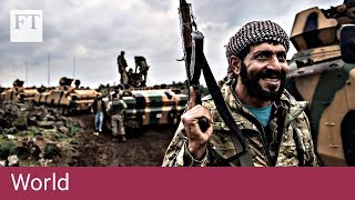 Turkey invades Kurdish enclave in Syria - FINANCIALTIMESVIDEOS