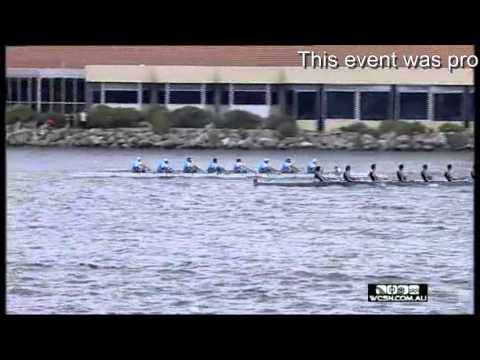 Wilkinson Trophy - Interstate Mens Youth Eight - 2011 Australian Rowing Championships