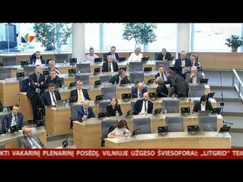 Video: Tik spėjo nutilti  - Kildišienės ir Karbauskio meilės drama, o jau Seime mezgasi nauja meilė?