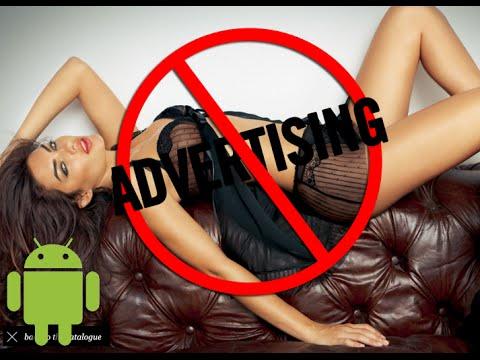 Rimuovere la pubblicità dalle applicazioni Android