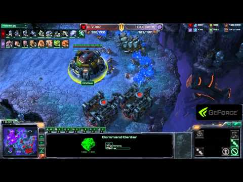 GSPA Destiny vs Bomber ZvT Game 1 - Starcraft 2