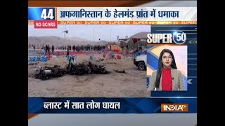 Super 50 : NonStop News | October 17, 2018 | 7:30 PM - INDIATV
