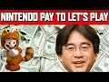 Nintendo Pay to Let's Play is TERRIBLE