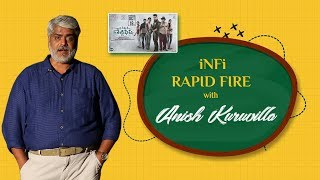 Rapid Fire with Actor Anish Kuruvilla | Operation Gold Fish | OGF Telugu Movie | Aadhi | IndiaGlitz - IGTELUGU