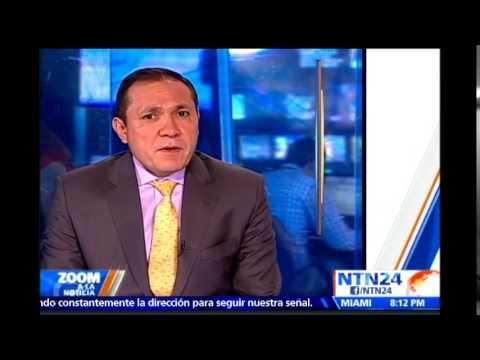 """Analista político venezolano dice que Santos """"avala violaciones de los DD.HH. del régimen de Maduro"""""""