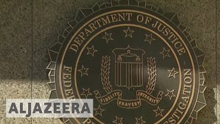 Trump addresses FBI National Academy - ALJAZEERAENGLISH