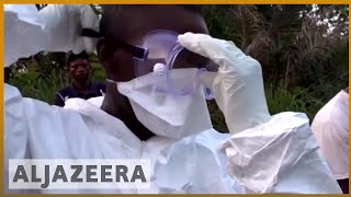 🇨🇬 🏥Ebola vaccines to start in DR Congo on Sunday | Al Jazeera English - ALJAZEERAENGLISH