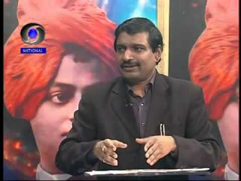 K G Suresh's interview on Swami Vivekananda (DD National)