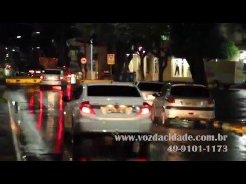 Xaxim Noite de Chuva - Voz da Cidade