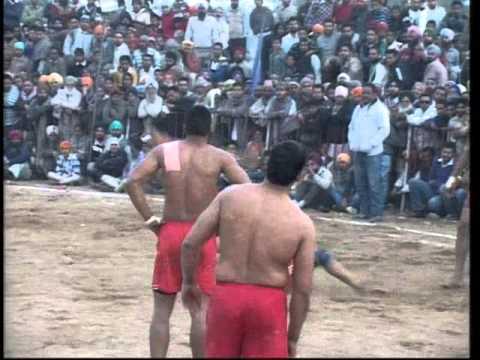 Banbohra (Malerkotla) Kabaddi Cup 7 Jan 2014 Part 7 By Kabaddi365.com