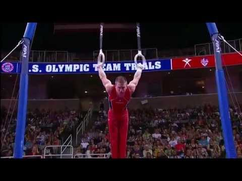 Jonathan Horton 2012 USA Gymnastics Olympic Trials