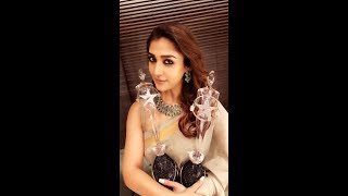 Actress Nayanthara Recieving Best Actress Award At Vijay Awards 2018 Photos - RAJSHRITELUGU