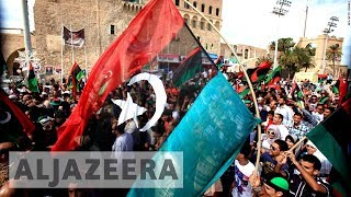 Chaos and conflict plague Libya six years after Gaddafi's demise - ALJAZEERAENGLISH