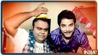 Bhabhiji Ghar Par Hain: Tiwariji Aka Rohitash Gaud Celebrates Birthday With Starcast - INDIATV