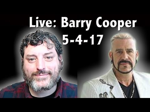 🔴 LIVE: Barry Cooper on Using Ayahuasca, DMT and Ibogaine to Shift Realities