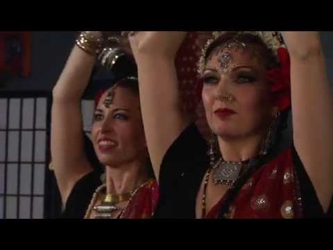 Temple Dance Poses & Yoga for ATS® Promo
