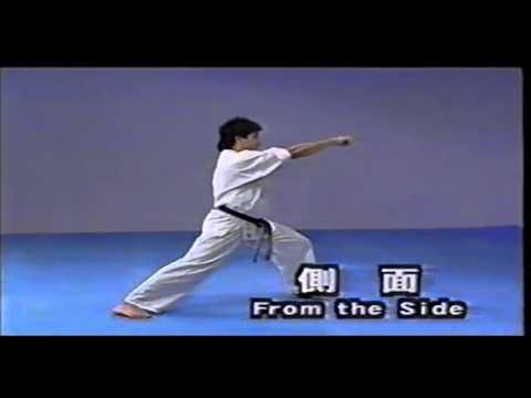 کاتا کاراته ثاقب کنارک