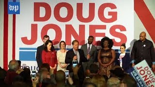 Minorities and young people rally behind Doug Jones - WASHINGTONPOST