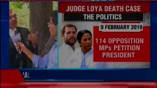 BJP tears into Congress over Loya verdict, apex court throws away Cong. lowest attempt - NEWSXLIVE