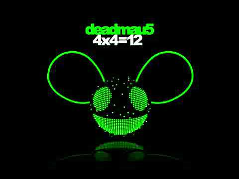 Deadmau5 4x4 12 Continuous Mix FULL 1 Hour 9 Mins