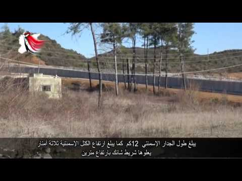 Թուրքիա պեթոնէ պատ հիւսած է Քեսապ հայկական գիւղի սահանին
