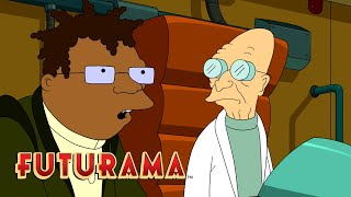 FUTURAMA | Season 8, Episode 8: The Bermuda Tetrahedron | SYFY - SYFY