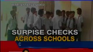 UP: After kid stabbed, surprise checks across schools; Scissors, blade common items found in bags - NEWSXLIVE