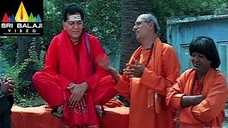 Ayyappa Deeksha Movie Auto Driver and Guru Swamy Scene || Suman, Shivaji - SRIBALAJIMOVIES