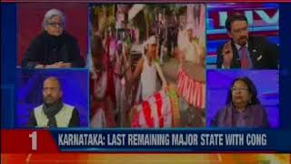 Dance performed as supporters gather outside RaGa house, ahead of his takeover as Congress President - NEWSXLIVE