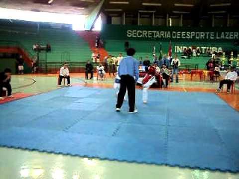 Samuel Taekwondo - Indaiatuba 25.09.2011