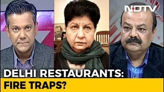 Are Delhi's Top Restaurants Fire Traps? - NDTV