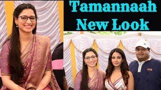 Telugu Actress Tamannaah New Look For The Movie That Is Mahalakshmi - RAJSHRITELUGU