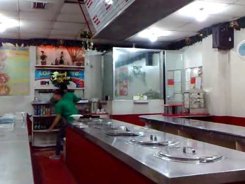 Eating Pares at A Paranaque 24 Hour Pares and Tapsilogan Restaurant
