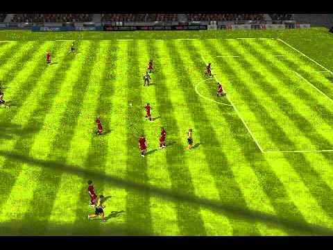 FIFA 14 Android - San Juan FC VS Siena