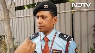 पीएम मोदी के संवाद पर चौकीदारों ने जताई खुशी - NDTVINDIA