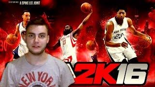 NBA 2K16 ОБЗОР ИГРЫ НА РУССКОМ