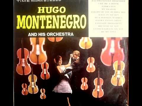 Hugo Montenegro - Cry me a river